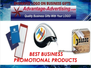 Best Business Promotional Products