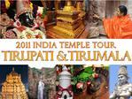 Tirupati Tirumala