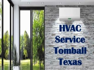 HVAC Service Tomball tx