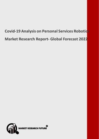 Personal Services Robotics Industry