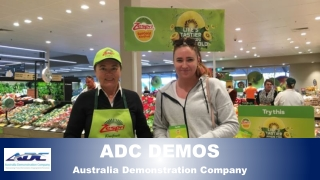 ADC Demos - Bringing Positive Changes in the Industry