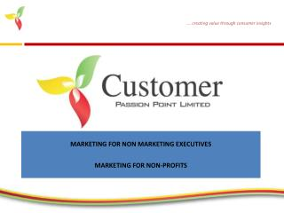 ... creating value through consumer insights