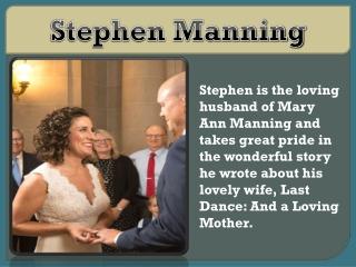 Stephen Manning
