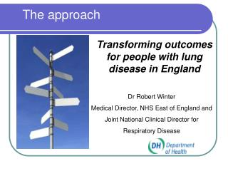 Transforming outcomes for people with lung disease in England