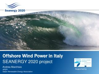 Offshore Wind Power in Italy