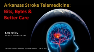 Telestroke: Innovating Stroke Care