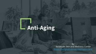 Anti Aging.