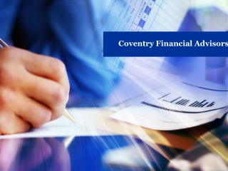 Coventry Financial Advisors - Accounting Firms Coventry