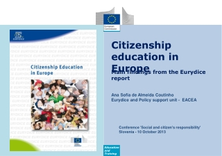 Citizenship in Primary Curriculum