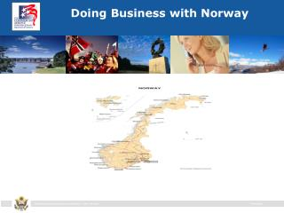 Doing Business with Norway