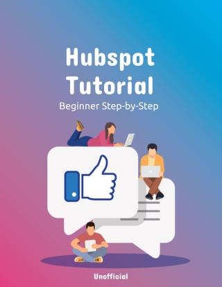 HubSpot Tutorial PDF