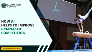 How AI helps to Improve Gymnastic Competition