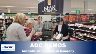 Product Demonstration and Its Benefits