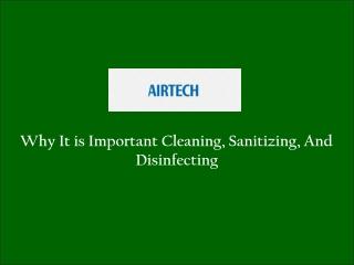 Disinfection Sterilization Services