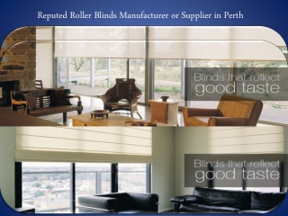 Select the Perfect Roller Blinds for Windows