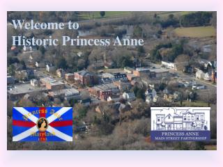 Welcome to  Historic Princess Anne