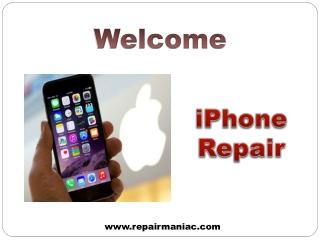 iPhone repair   iPhone screen repair services