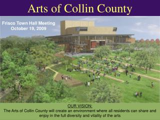 Arts of Collin County