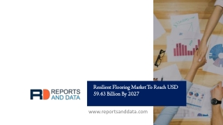 Resilient Flooring Market Share & Forecast To 2027