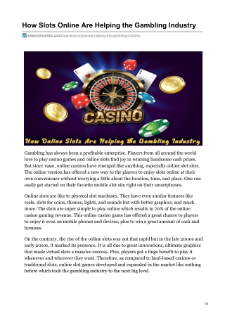 Know the Guidelines of Jackpot Wish Casino Game UK