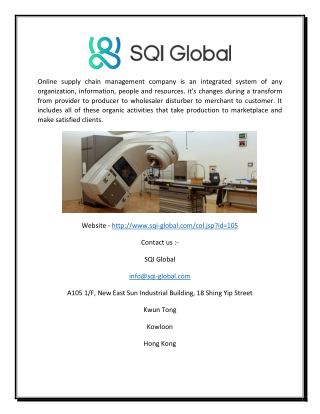 Product Quality Inspections Services | Sqi-global.com