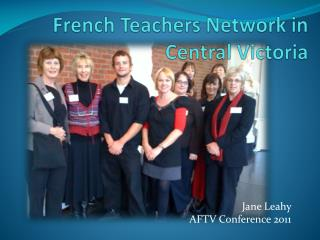 French Teachers Network in Central Victoria