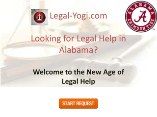 Free Legal Services of ALabama