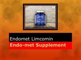 Endomet Limcomin - A Multi-Nutrient Supplement
