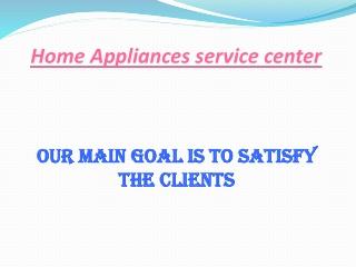 Samsung refrigerator service center