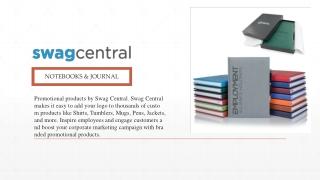 Custom NOTEBOOKS & JOURNAL