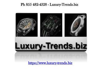 Luxury Trends - Luxury-trends.biz