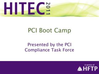 PCI Boot Camp