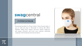 Custom Face Mask Online   Personalised Printed Face-mask in Usa - Swag Central
