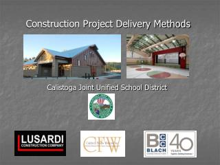 Construction Project Delivery Methods