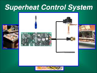 Superheat Control System
