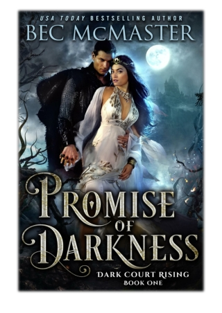 [PDF] Free Download Promise of Darkness By Bec McMaster