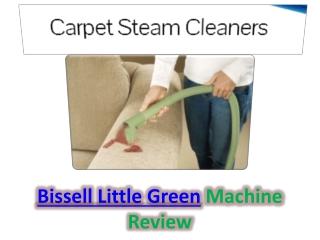 Bissell Little Green