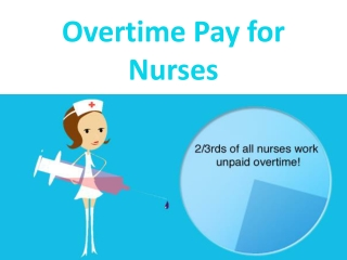 Overtime Pay for nurses