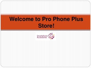 Phone Accessories Store
