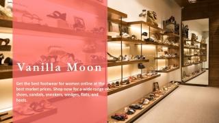 Women's Footwear: Buy Ladies Footwear Online