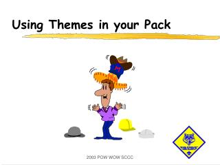 Using Themes in your Pack
