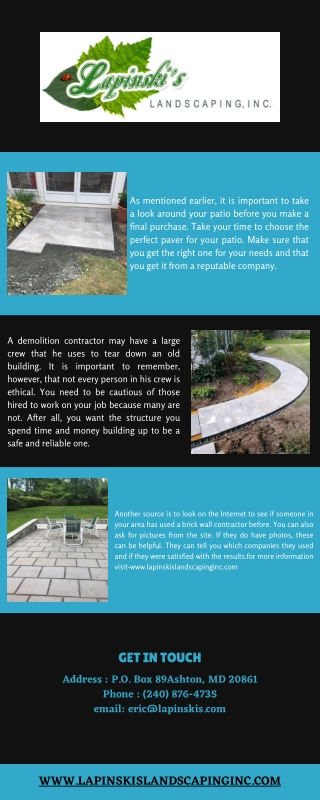 Deck Contractor Olney MD
