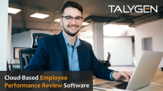 Cloud-Based Employee Performance Review Software