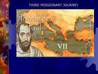 Third Missionary Journey: Greece