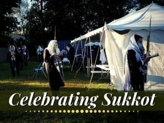 Celebrating Sukkot 2020