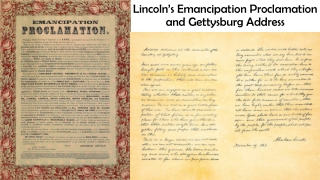 AIM: Why did President Lincoln issue the Emancipation Proclamation