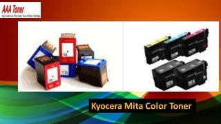 Kyocera Mita Color Toner
