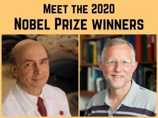 Meet the 2020 Nobel Prize winners