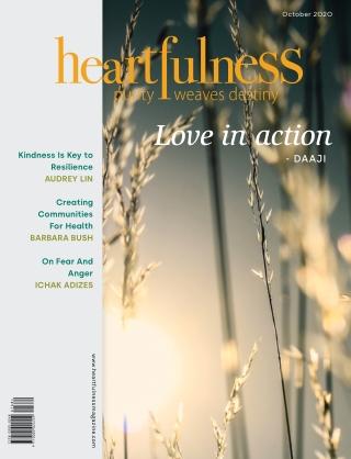 Heartfulness Magazine - October 2020 (Volume 5, Issue 10)