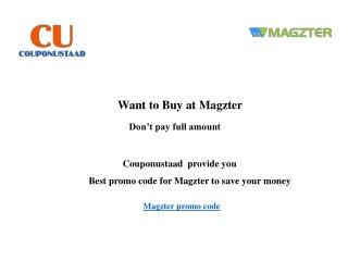 Magzter Coupon Code  | Magzter new user Coupon Code